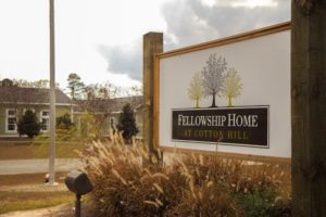 Fellowship Home at Cotton Hill
